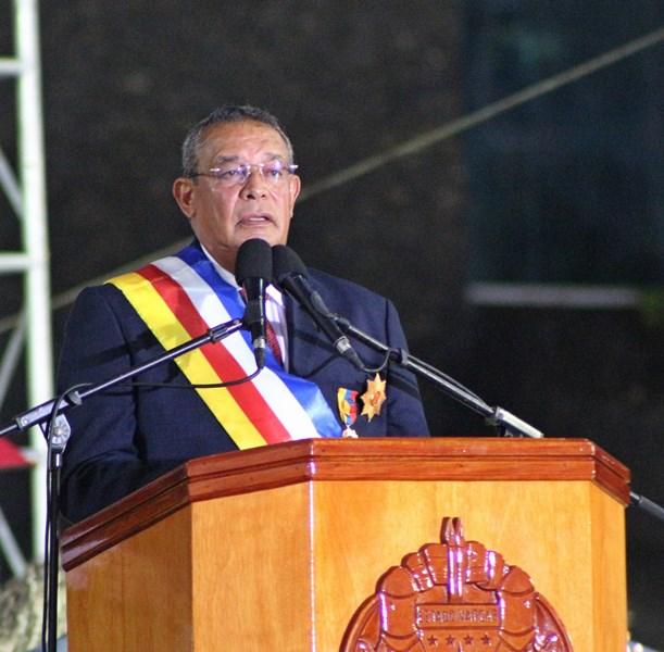 EnlaceRV » Blog Archive Gobernador Jorge Luis García Carneiro entregó  informe de gestión 2018 - EnlaceRV